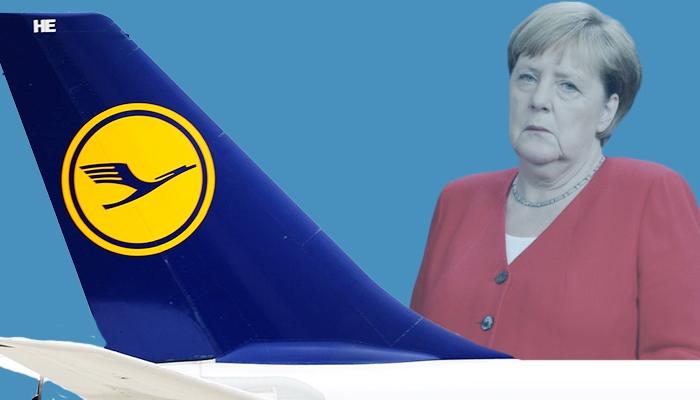 Lufthansa'ya 9 milyar Avroluk yardım paketi
