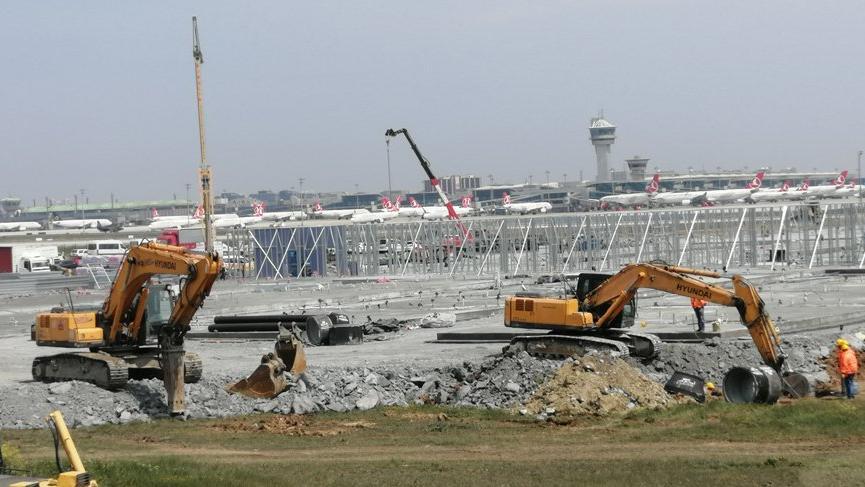 Atatürk Havalimanı Milli Emlak'a devredildi