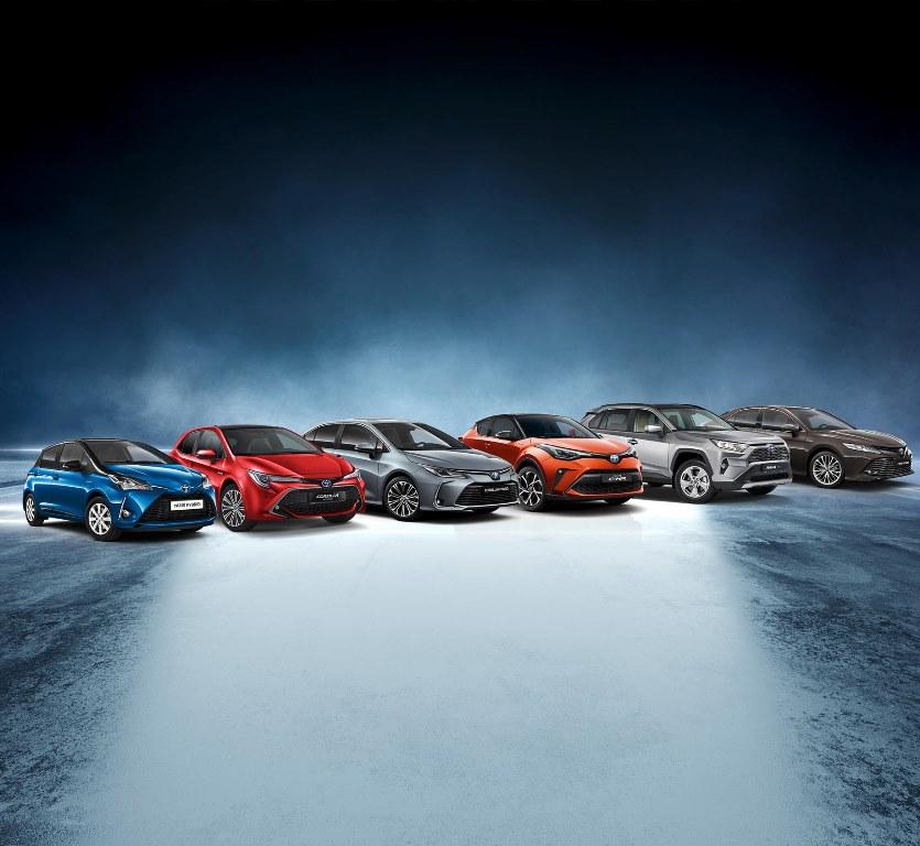 Toyota'nın hibrit oto satışları 15 milyonu aştı