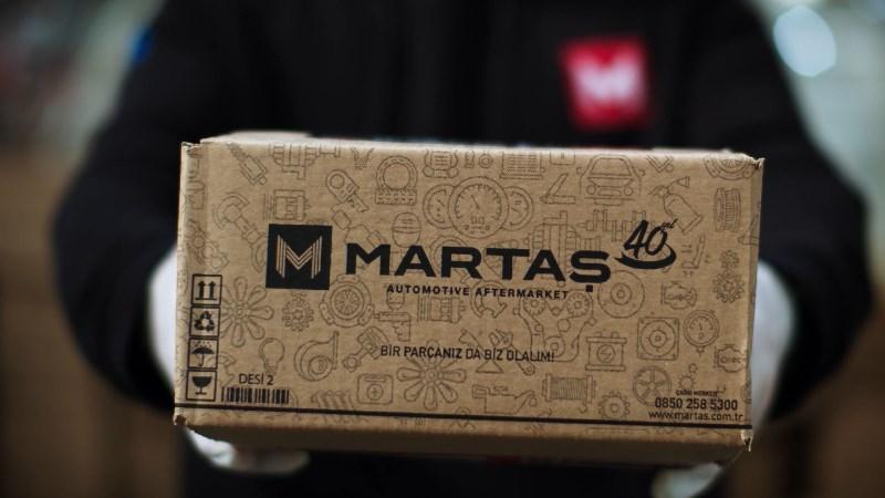 Martaş Otomotiv'den müşterilerine hijyen paketi