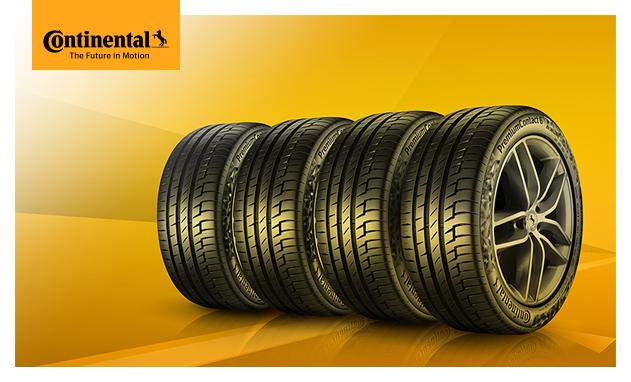 Continental yaz lastikleri 300 lira indirimli ve 8 taksit