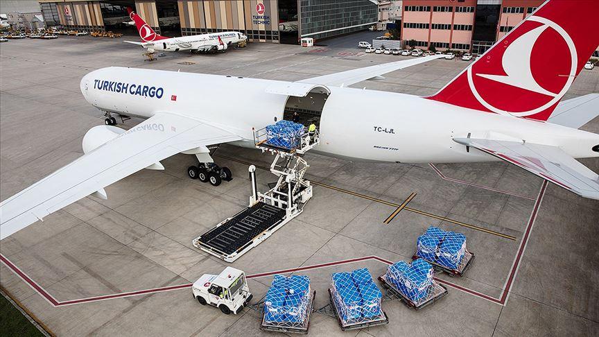 Turkish Cargo İzmir'den seferlere başlıyor