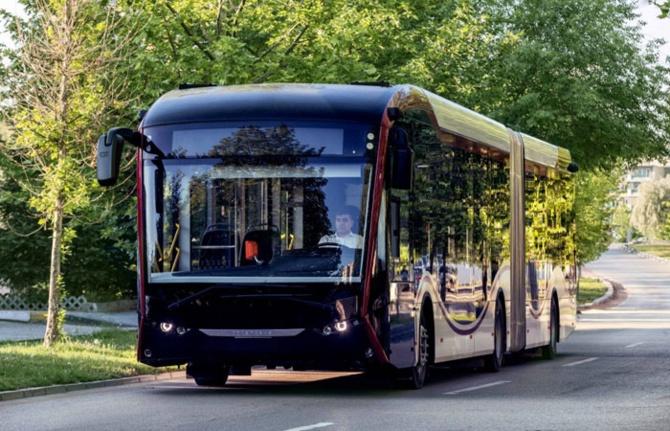 Karsan, Bozankaya'dan elektrikli otobüsü alıyor