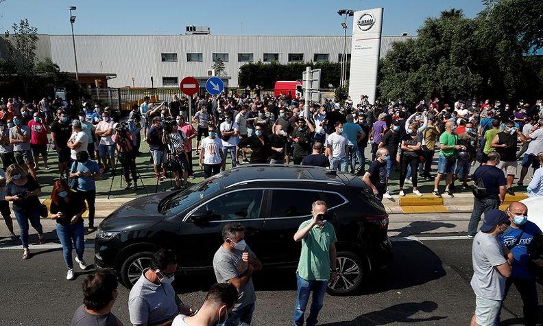 Nissan, iki fabrikasını kalıcı olarak kapatıyor