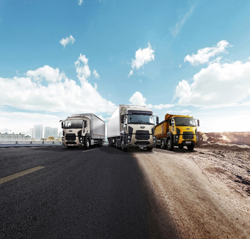 Ford Trucks, yaza iki bakım kampanyasıyla giriyor