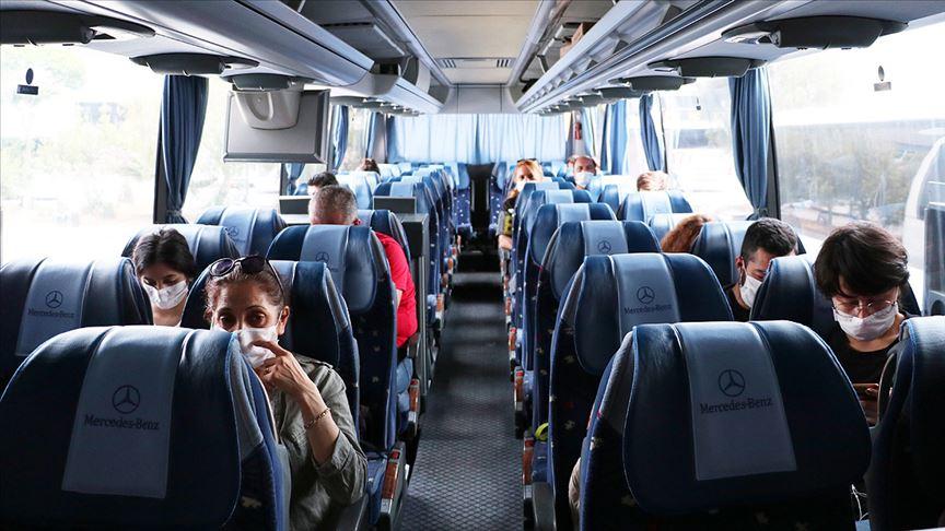 Otobüs biletlerine yüzde 25 indirim geldi