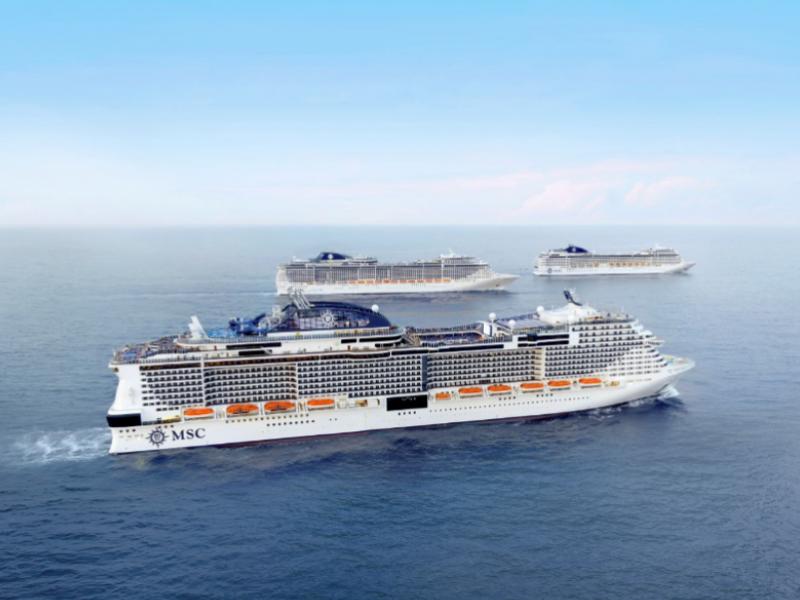 MSC Cruises'un 2020-21 Kış sezonu programı açıklandı