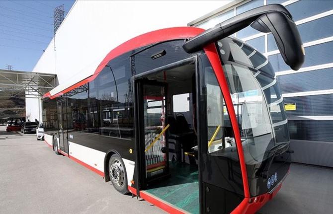 Bozankaya'nın elektrikli otobüs projeleri Karsan'a devredildi