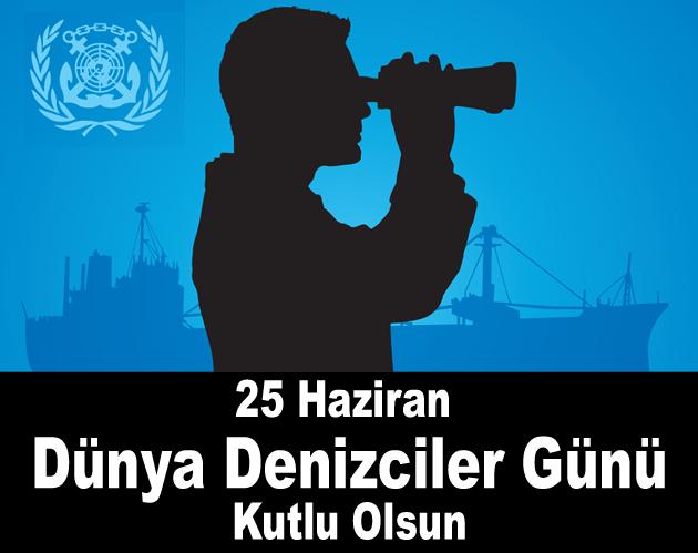 """Dr. Güntürk Üstün'den şiirli """"Dünya Denizciler Günü"""" kutlaması"""