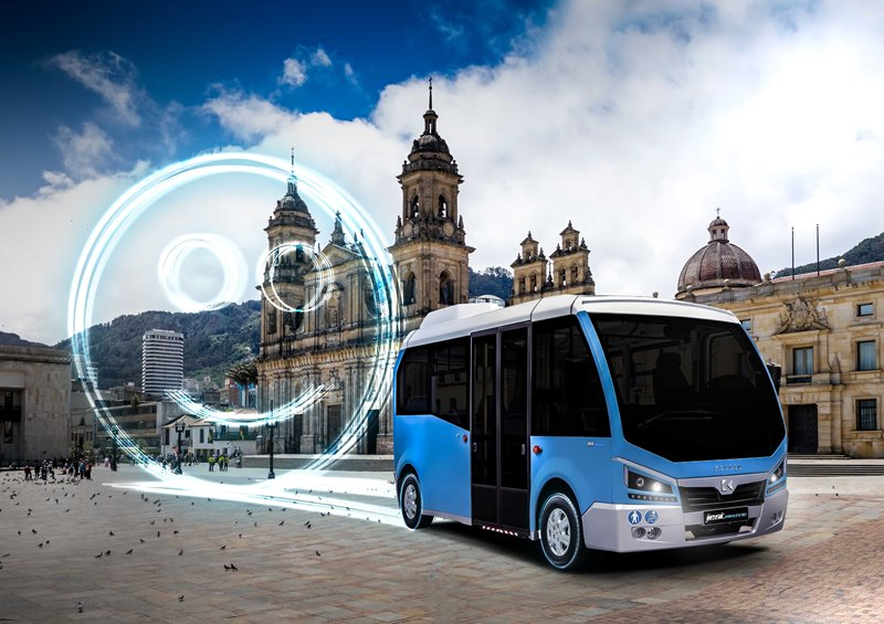 Romanya'nın elektrikli minibüs ihalesi Karsan'da kaldı