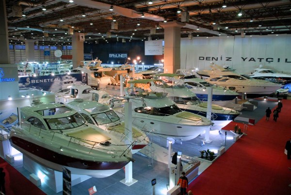 Avrasya Boatshow CNR'da yapılacak