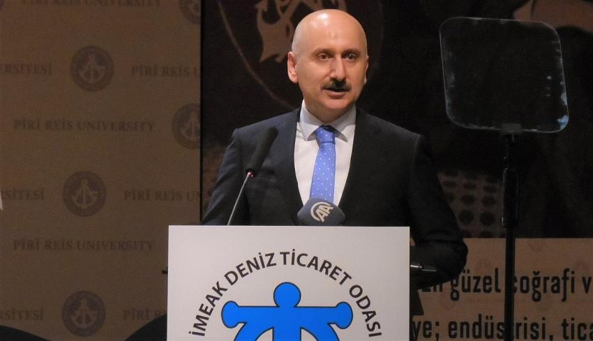 """""""Denizde büyüdükçe, Türkiye de güçlenecek"""""""