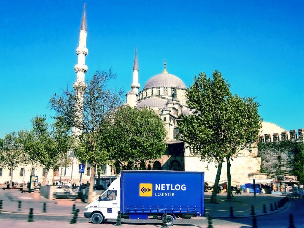 Netlog, Türk lojistiğinin zirvesinde