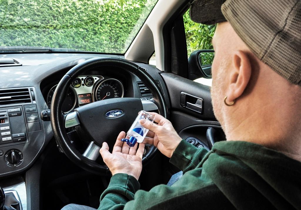 Ford, araç içinde dezenfektan yıpranmalarını önleyecek