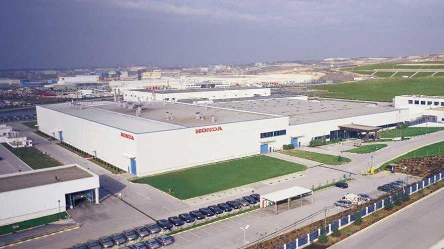 Honda Türkiye tüm teçhizatlarıyla birlikte satılıyor