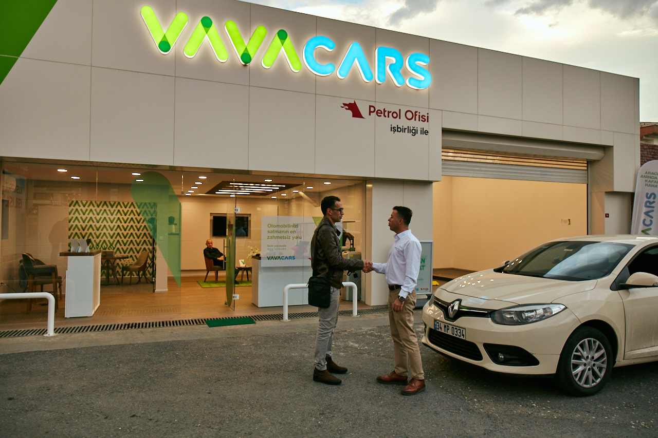 VavaCars  şimdi de Ankara, İzmir ve Bursa'da