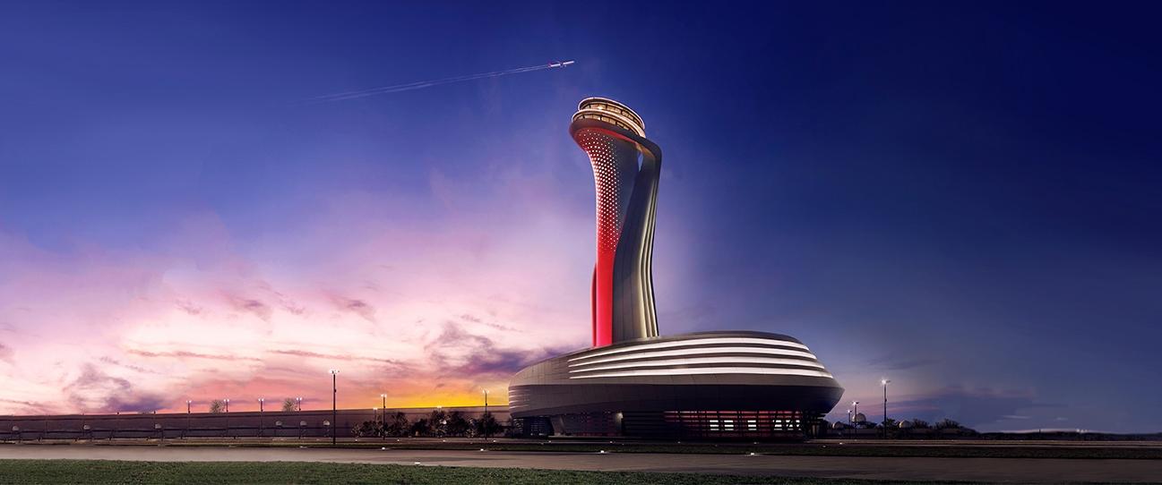 İstanbul Havalimanı lojistik aktarma merkezi olacak
