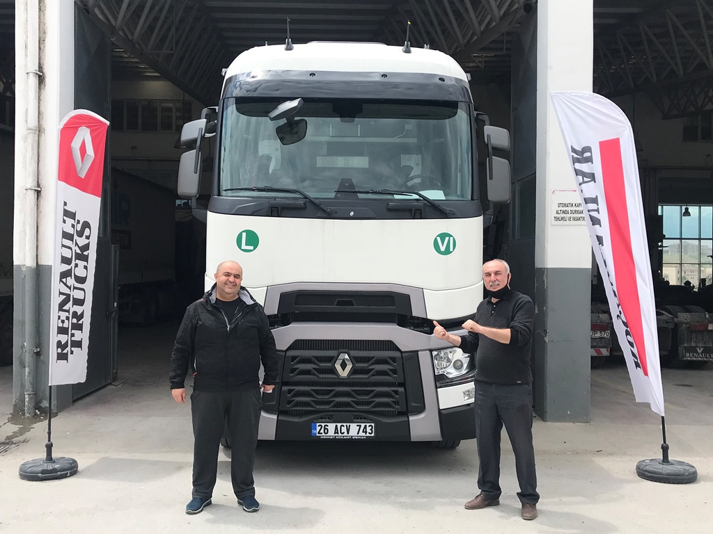 Frigorifik taşımaları için yine Renault Trucks aldı