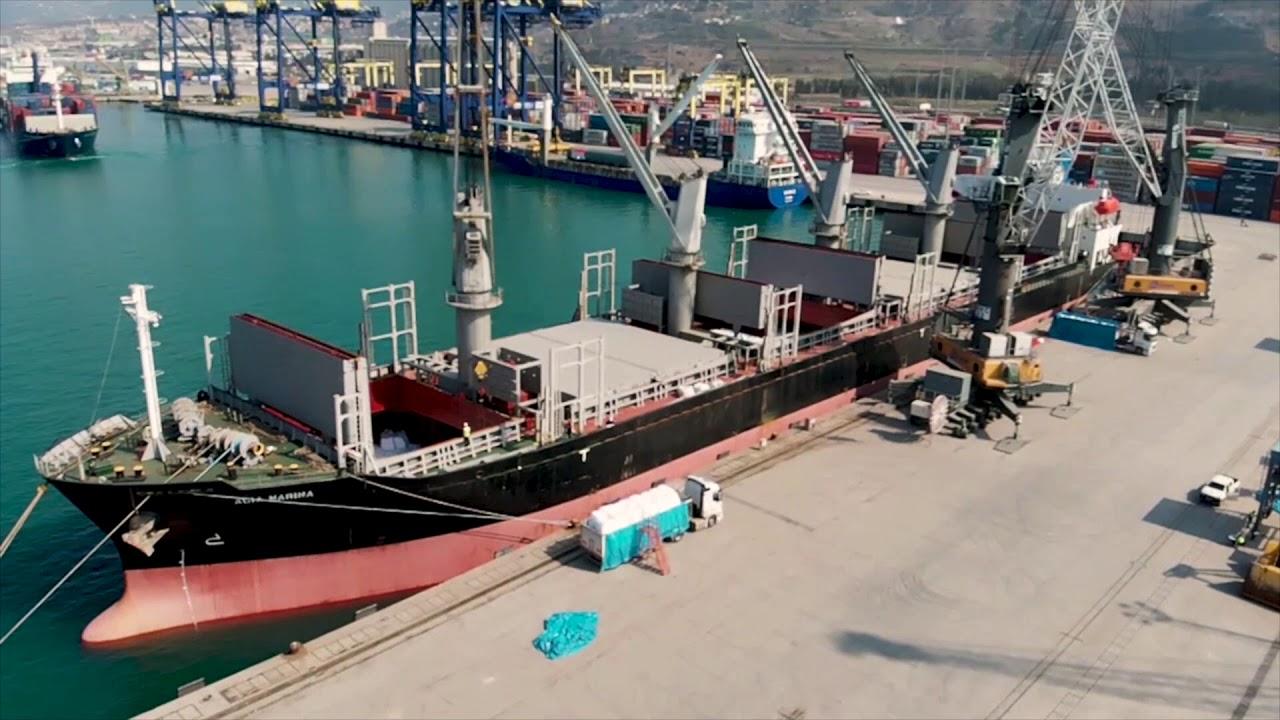 Limanlarımızdaki elleçlenen yük miktarı arttı