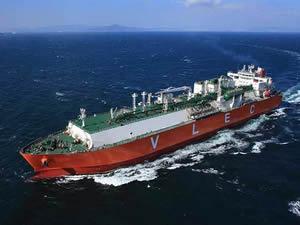 6 adet etan taşıyıcı tankere 726 milyon $ ödediler
