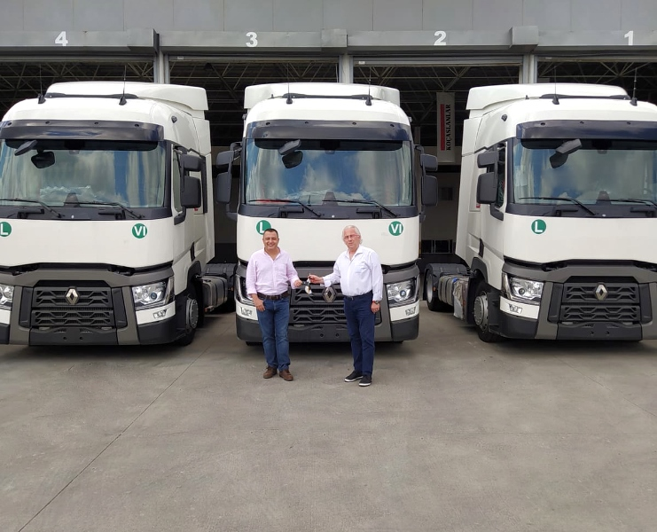 Kare Karayolu Taşımacılık'ın tercihi yine Renault Trucks oldu
