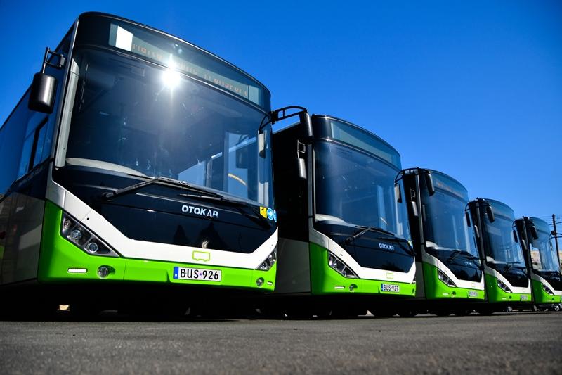Otokar'dan Malta'ya 50 adetlik otobüs ihracatı
