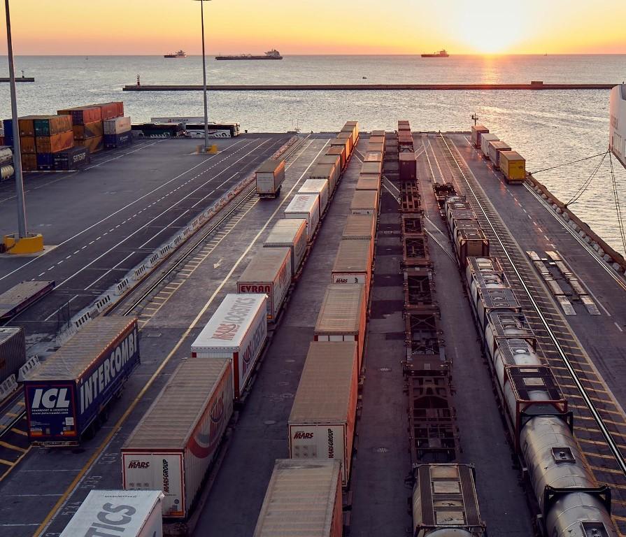 DFDS, demiryolunda daha rekabetçi çözümler geliştirecek