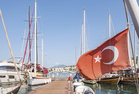 Yunan kıyıları Türk yatçılarına yasak