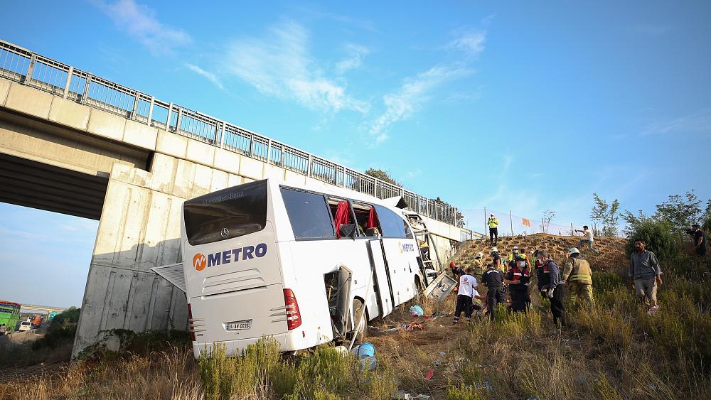 Metro'nun otobüs kazasıyla ilgili TOFED'ten açıklama