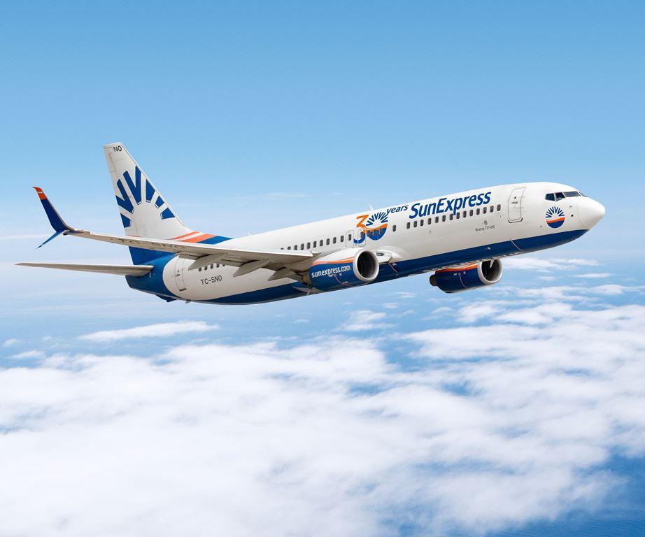 SunExpress, Almanya'dan uçuşlarını artırıyor