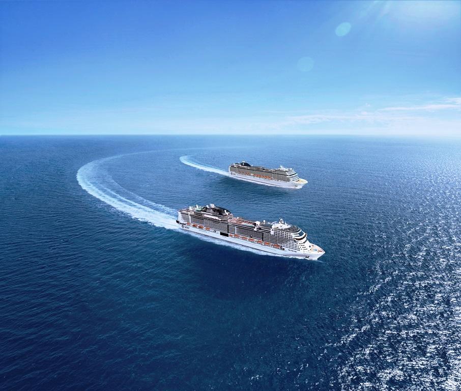 MSC Cruises, yeni sağlık önlemleriyle Akdeniz'e dönüyor