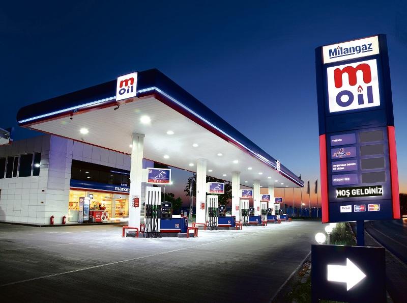 Total ve M Oil operasyonları Güzel Enerji'de birleşti