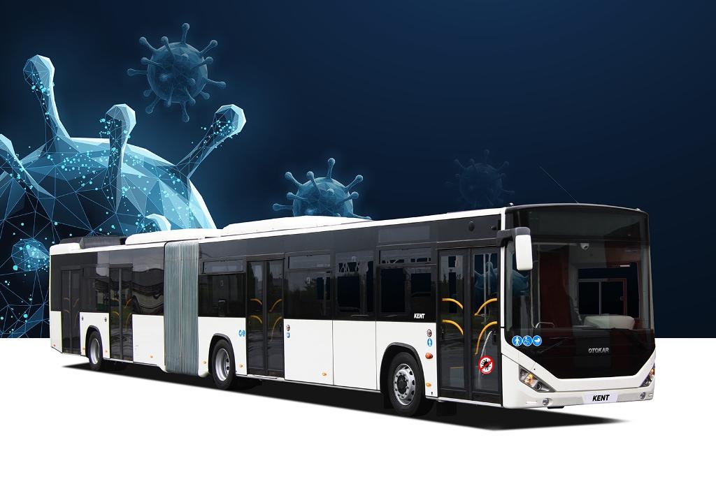 Otokar'ın 'Güvenli Otobüs'ü İzmirliler'in hizmetinde