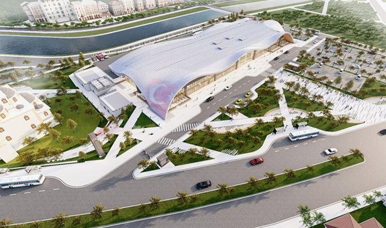 Trabzon'da dere yatağına terminal projesi!