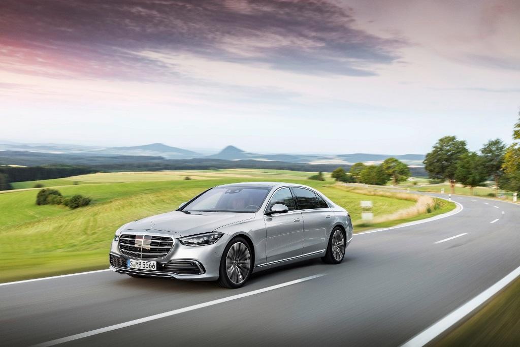 Yeni Mercedes-Benz S-Serisi'nin sırrı ortaya çıktı