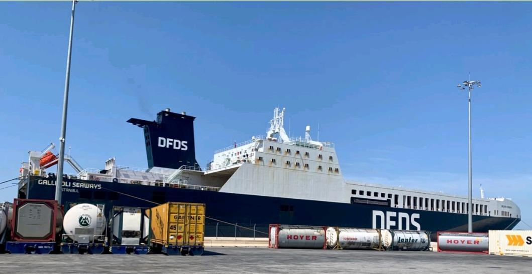 """DFDS: """"Avrupa'da her yere dokunuyoruz"""""""