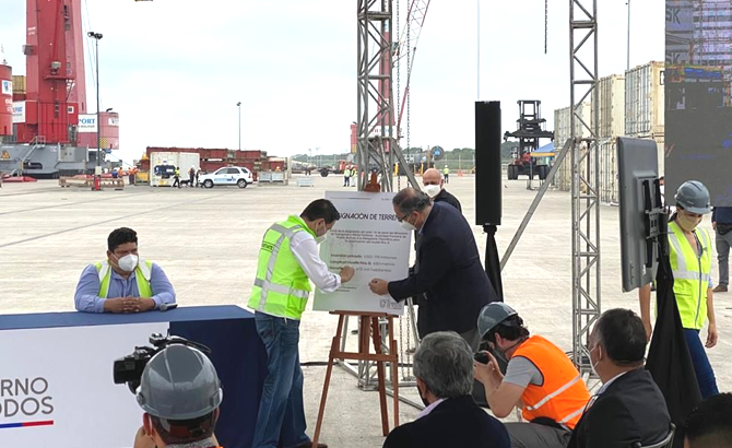 YILPORT'tan, Ekvador'a 176 milyon dolarlık yatırım