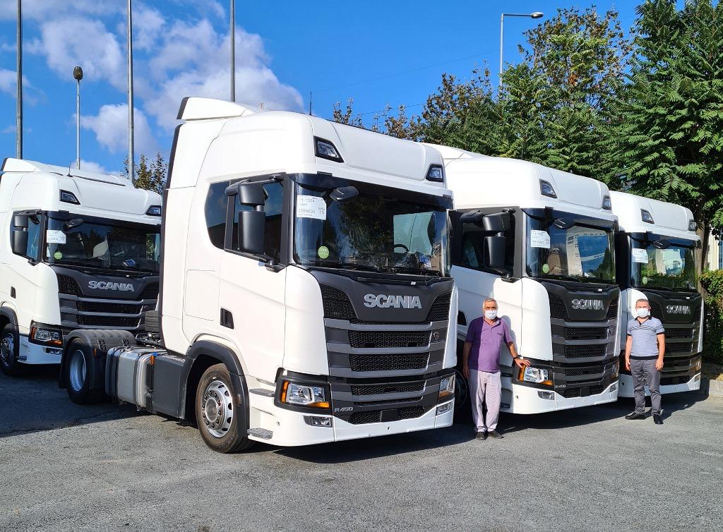 Doğan Taşımacılık, Scania ile büyüyor