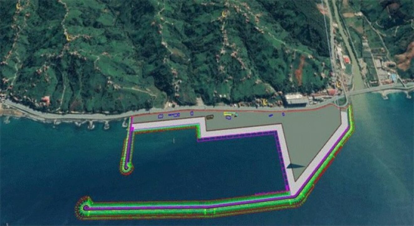 İyidere Lojistik Liman ihalesi de Cengiz İnşaat'ın