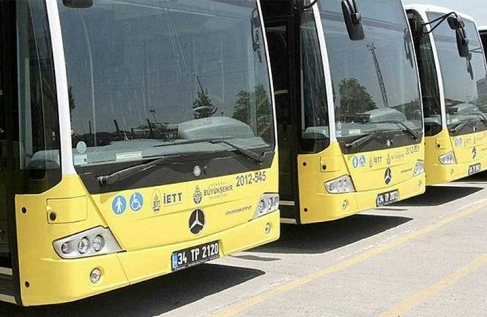 İstanbul'daki tüm otobüsler İETT'ye bağlandı