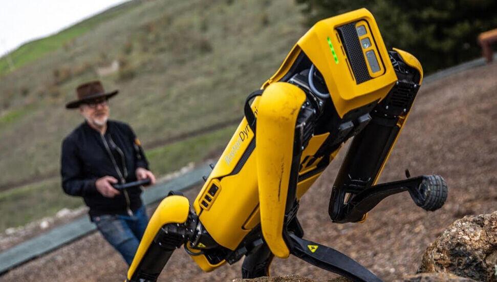 Boston Dynamics, şimdi de kuş robotlarıyla lojistik sektöründe