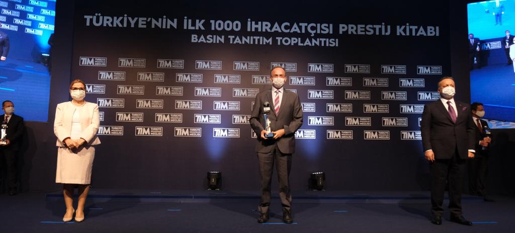 Toyota, Türkiye'nin ikinci büyük ihracatçısı oldu