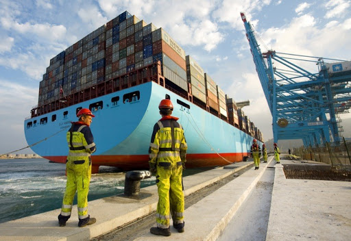 Maersk'ten S. Arabistan uyarısı: Zararlara hazır olun