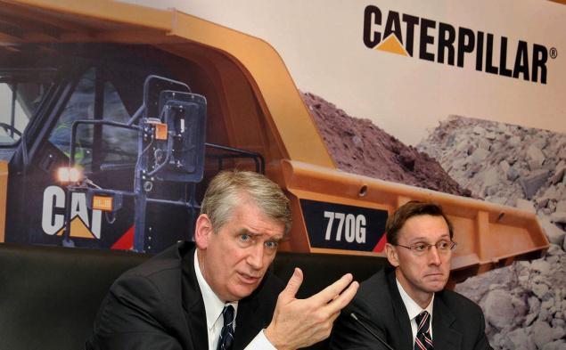 Caterpillar, Türkiye'yi üretim üssü yapıp bölgeye açılacak