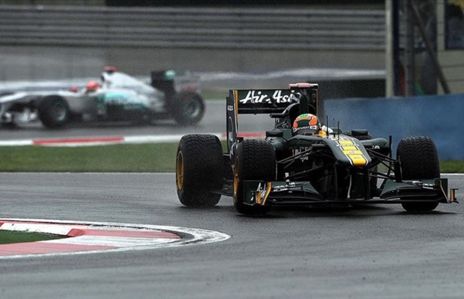 Formula-1 Türkiye Grand Prix'i seyircisiz yapılacak