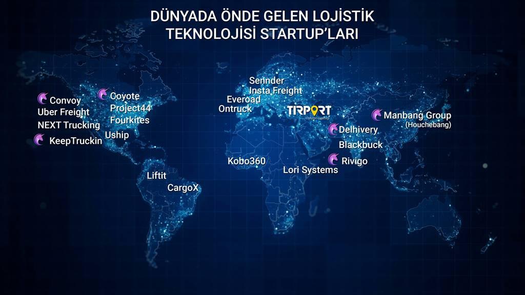Tırport, Avrupa'ya girmeye hazırlanıyor