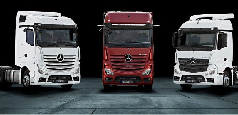 Mercedes'ten kamyon modellerine özel ekim fırsatları