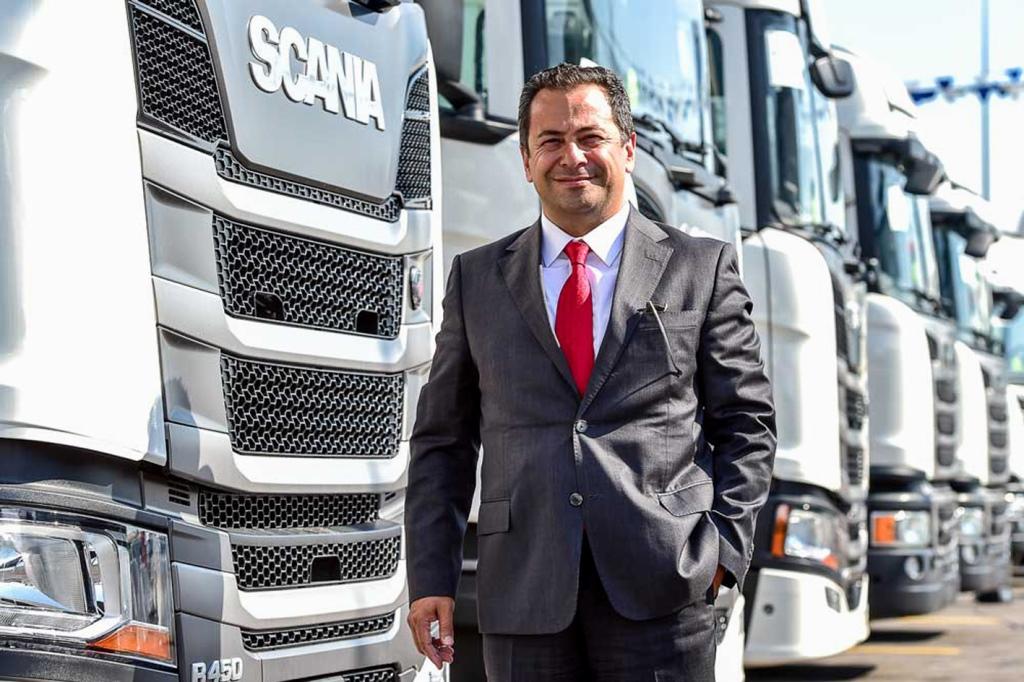 Scania, ithal çekicide eylül ayının lideri oldu