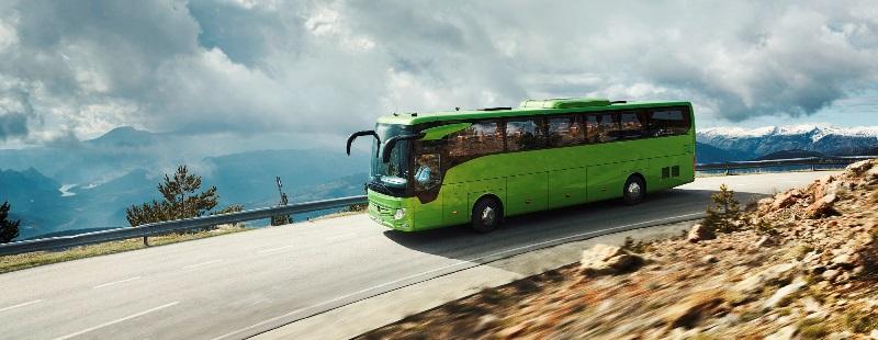 Setra otobüslerine COVID-19 donanımları eklendi