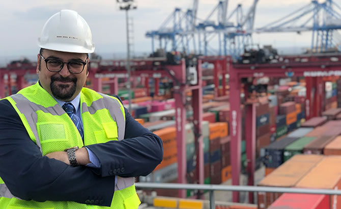 KUMPORT'un yeni CEO'su Kaan Anul